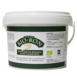 Bio-Ron  Bio Bokashi voor Vleeseters