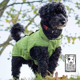 DogBite DogBite Quality Outdoor Regenjas voor honden