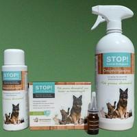 Stop! Animal Bodyguard, Natuurlijke vlooien & teken bestrijding