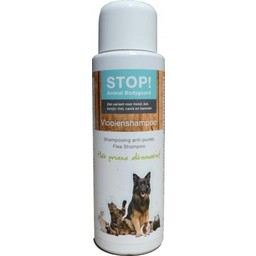 Musthaves for Animals STOP! Vlooienshampoo
