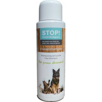 Musthaves for Animals STOP! Animal Bodyguard Vlooienshampoo