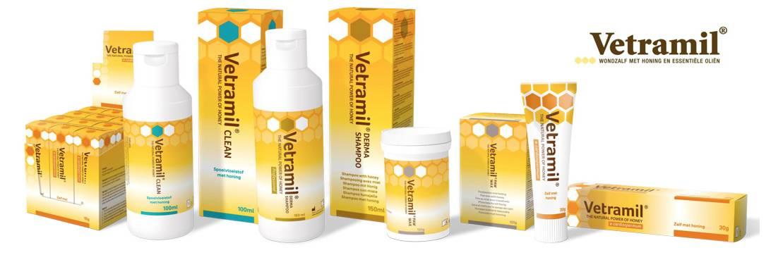 Vetramil Ondersteuning natuurlijke weerstand huid