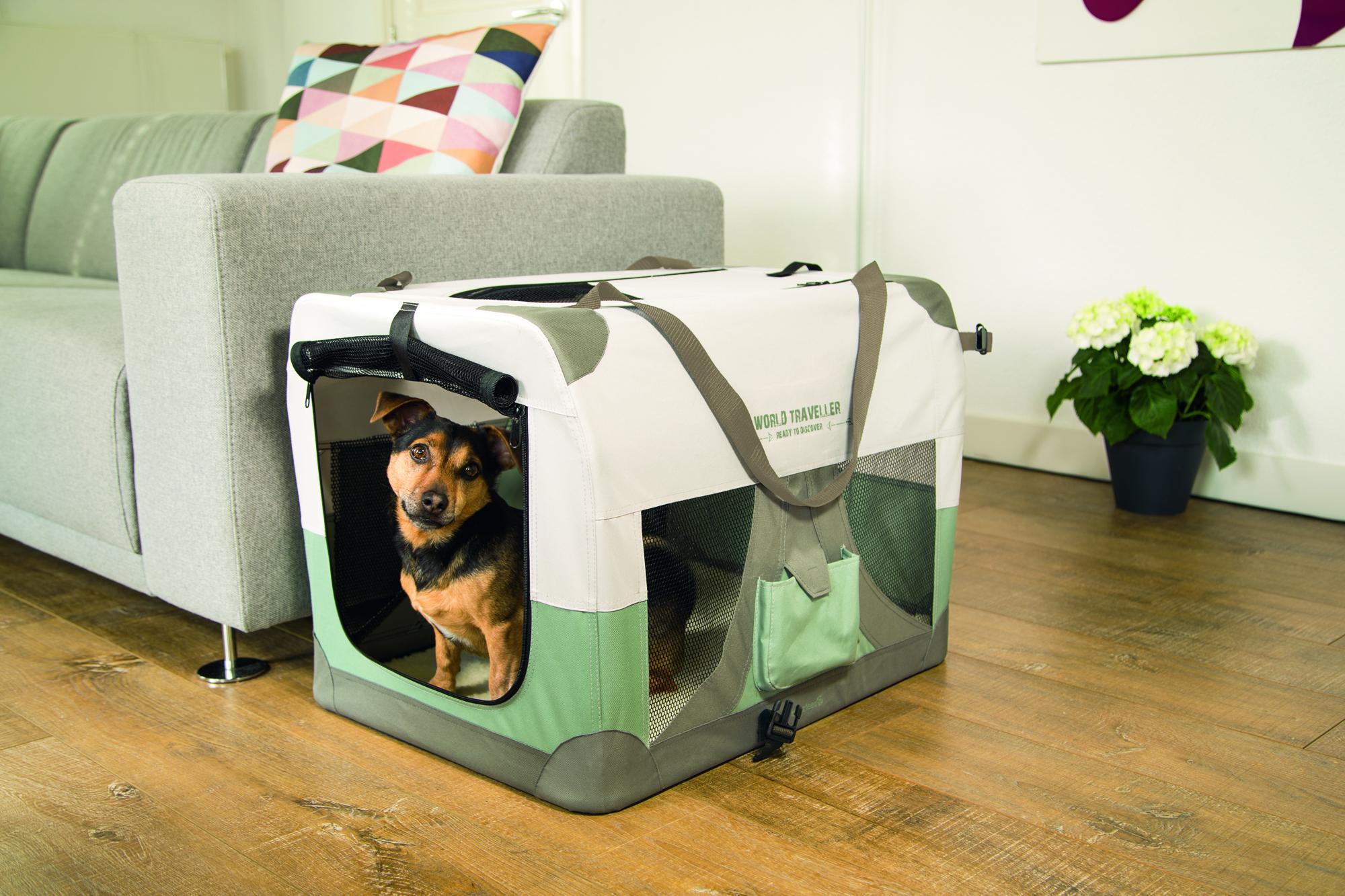 Beeztees World of puppy reis bench