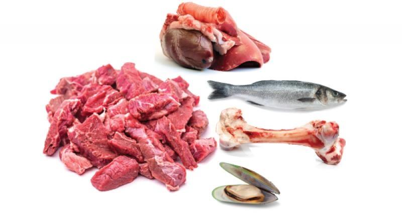 Ziwipeak Beef vers vlees ingredieënten
