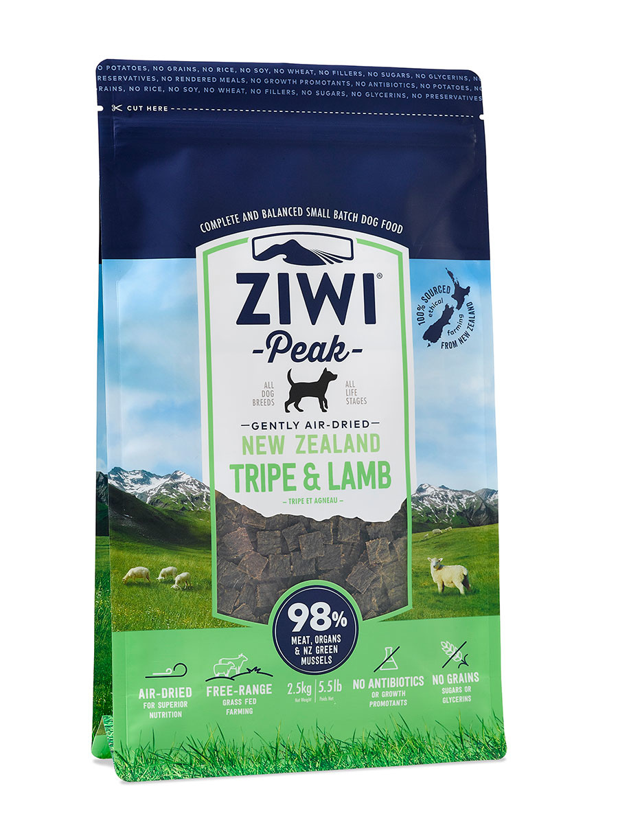 Ziwipeak Tribe & Lamb