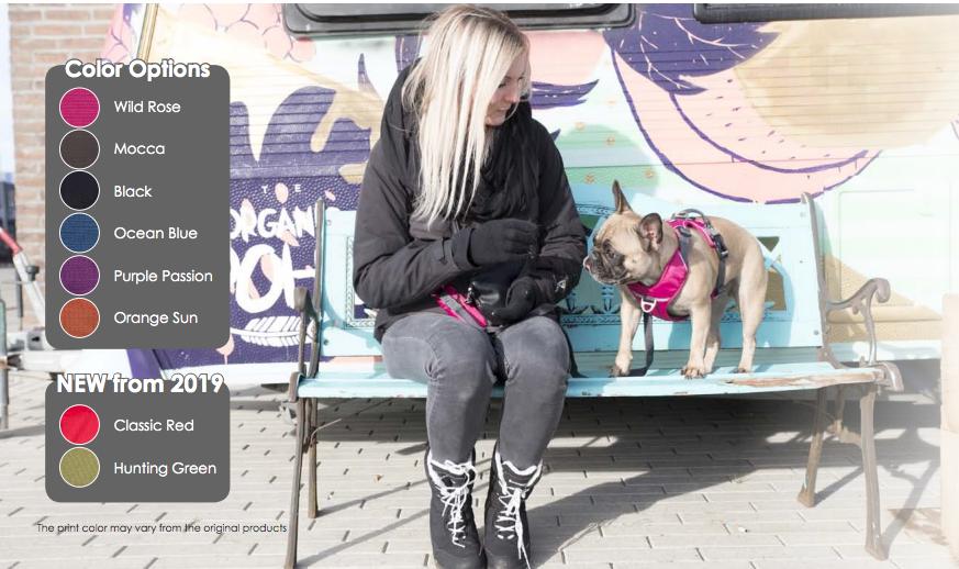 Dog Copenhagen Maattabel rashonden