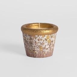 St Eval Kamille Aardewerk Pot / Camomile Lawn Floral Pot