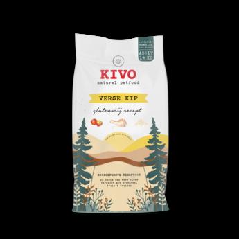 KIVO KIVO Verse Kip Koudgeperst Glutenvrij