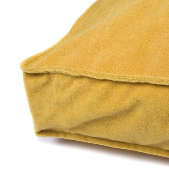 Lex en Max Boxbed Royal Velvet Honey Yellow