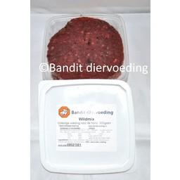 Bandit Biologische Vleesmix Groeipijnen Hond