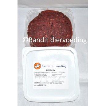 Bandit Biologische Pancreas Vleesmix,  dieetvoeding voor de hond