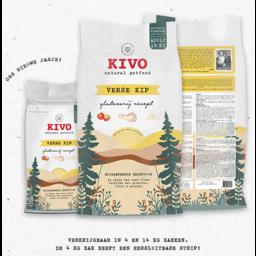 KIVO Verse Kip Koudgeperst Glutenvrij
