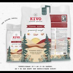 KIVO Verse Eend Koudgeperst Graanvrij
