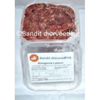 Bandit Biologische Lammix, complete vleesvoeding voor de hond
