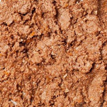 Herrmann's Bio Kattenvoer Rind / Rund, met pompoen en quinoa