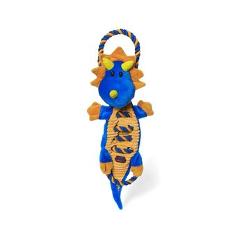 Petstages Ropes-A-Go-Go- Dragon / Draak