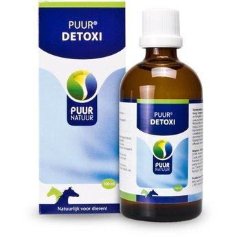 PUUR Drainage / Detoxi, als halfjaarlijkse reiniging
