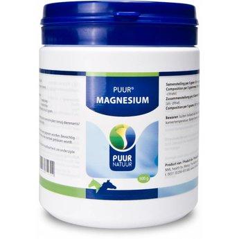 PUUR Magnesium (500 gram), voor ontspanning
