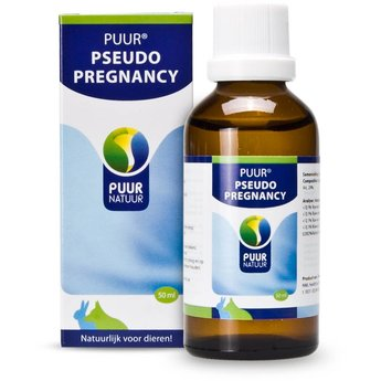 PUUR Pseudopregnancy / Schijnzwanger 50 ml, bij wisselende stemmingen