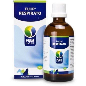 PUUR Respirato, voor gezonde luchtwegen