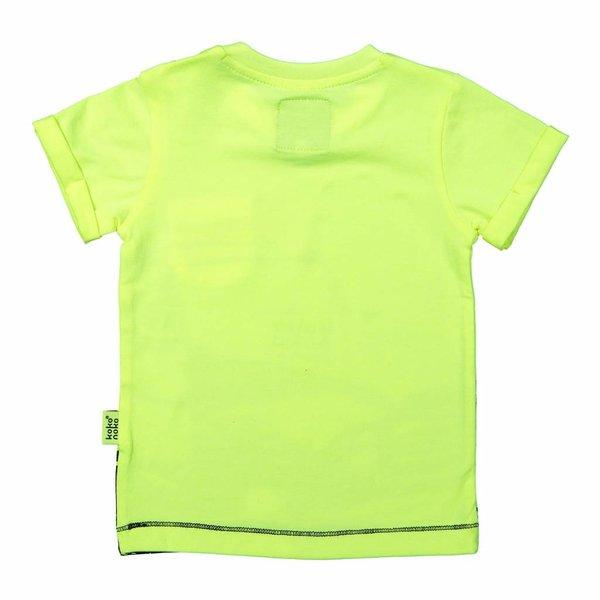 Koko Noko KokoNoko shirt 27810 geel