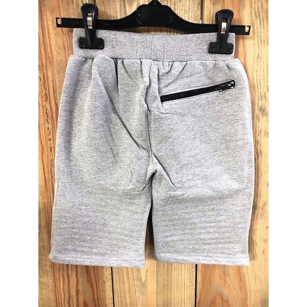 Short D-rak grijs