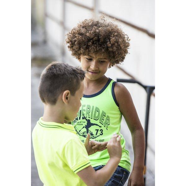 Tygo & Vito Shirt Tygo&Vito yellow 6452