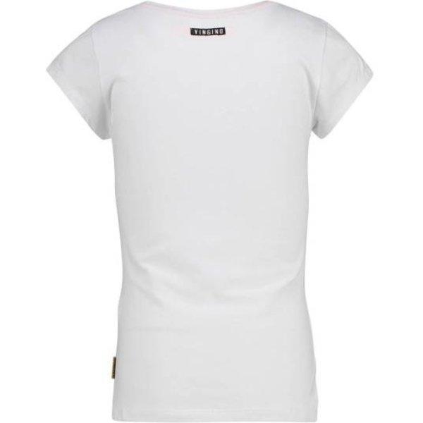 Vingino T-Shirt Vingino Haydel real white