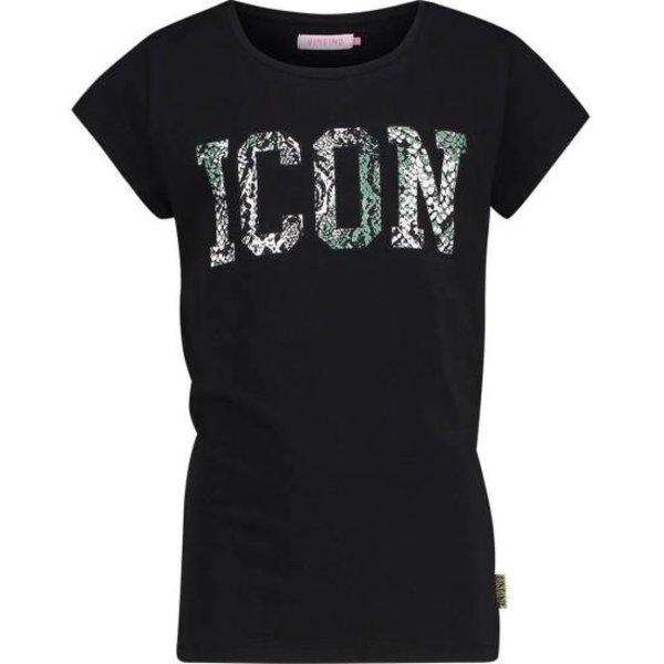 Vingino T-Shirt Vingino Haydel zwart