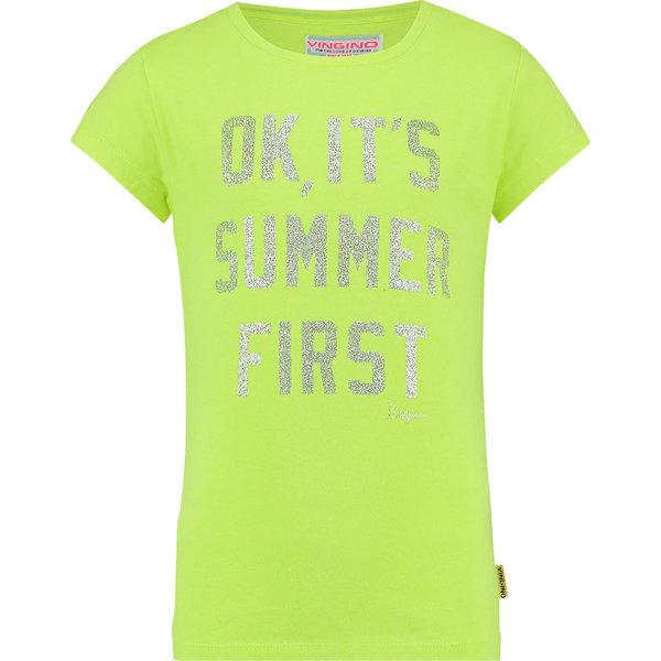 Vingino T-Shirt Vingino Hannelore neon yellow