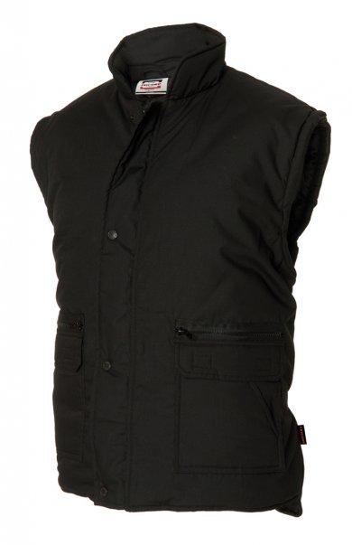 Tricorp online kopen bij JTH Tricorp bodywarmer industrie BW160-401001 black