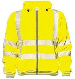 M-Wear online kopen bij JTH M-Wear 6230 Sweater vest RWS geel