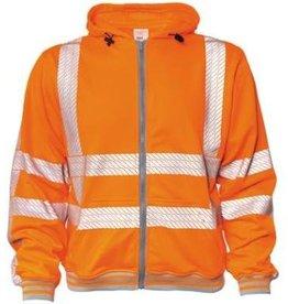 M-Wear online kopen bij JTH M-Wear 6230 Sweater vest RWS oranje