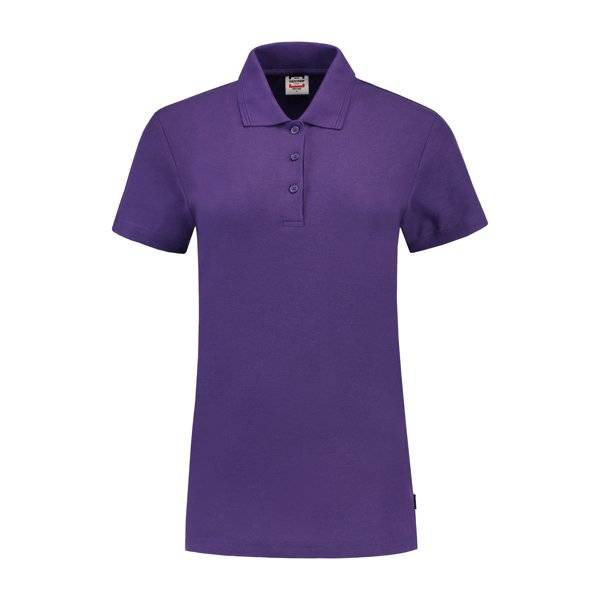 Tricorp online kopen bij JTH Tricorp poloshirt dames slimfit Purple PPFT-180-201006