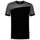 Tricorp online kopen bij JTH Tricorp T-shirt Naden 102006 Black Grey