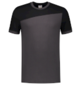 Tricorp online kopen bij JTH Tricorp T-shirt Naden 102006 Darkgrey Black