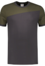 Tricorp online kopen bij JTH Tricorp T-shirt Naden 102006 Dark Grey Army