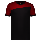 Tricorp online kopen bij JTH Tricorp T-shirt Naden 102006 Dark Grey Red