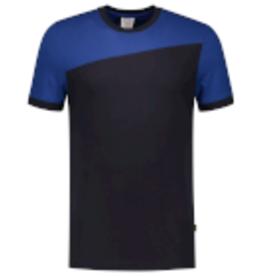 Tricorp online kopen bij JTH Tricorp T-shirt Naden 102006 Navy Royalblue