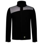 Tricorp online kopen bij JTH Tricorp Softshell Bicolor Naden 402021 Black Grey
