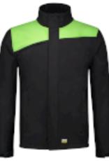 Tricorp online kopen bij JTH Tricorp Softshell Bicolor Naden 402021 Black Lime