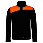 Tricorp online kopen bij JTH Tricorp Softshell Bicolor Naden 402021 Black  Orange