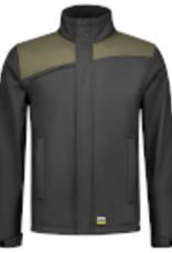 Tricorp online kopen bij JTH Tricorp Softshell Bicolor Naden 402021 Darkgrey Army