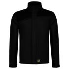 Tricorp online kopen bij JTH Tricorp Softshell Bicolor Naden 402021 Darkgrey  Black