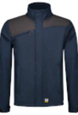 Tricorp online kopen bij JTH Tricorp Softshell Bicolor Naden 402021 Ink Darkgrey