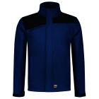 Tricorp online kopen bij JTH Tricorp Softshell Bicolor Naden 402021  Royalblue Navy