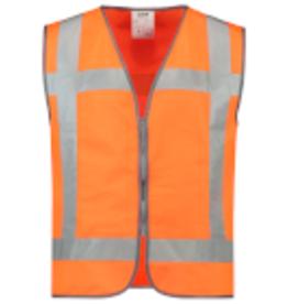 Tricorp online kopen bij JTH Tricorp veiligheidsvest RWS oranje met rits