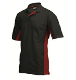 Tricorp online kopen bij JTH Tricorp poloshirt Bi-Color TP-2000-202002 Black-Red
