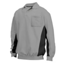Tricorp online kopen bij JTH Polosweater Bi-Color TS-2000-302001 Grey- Black