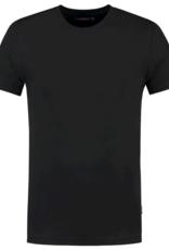 Tricorp online kopen bij JTH  T-shirt V- hals Slimfit TFR-160-101004 zwart